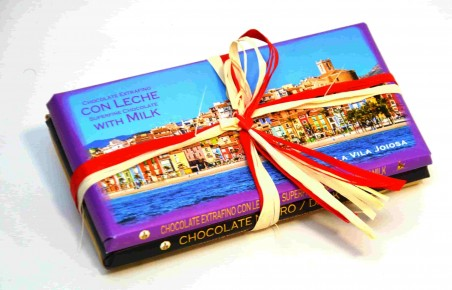Lote chocolates regalo Villajososa