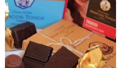 DE RUTA CON CHOCOLATES MARCOS TONDA