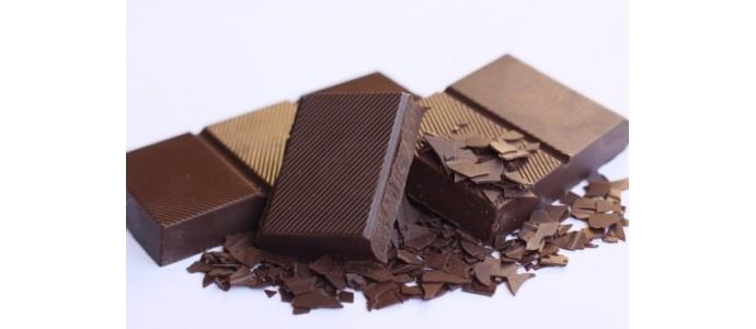 Milhojas de chocolate receta fácil