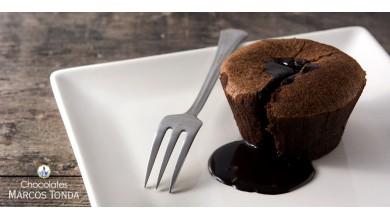 Cómo hacer un Coulant de chocolate negro