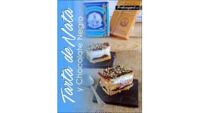 Tarta de Nata y Chocolate Casera